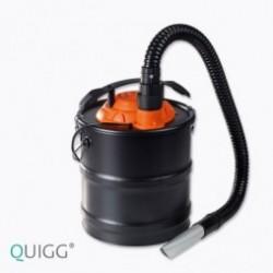 Vysavač na popel Quigg AF2015.16,14L, 1200W, černo/oranžová