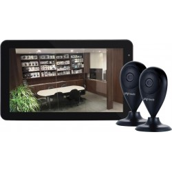 "10.1"" Tablet PC, Jay-tech IP Cam Set X19.2s"