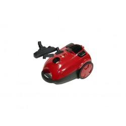 Sáčkový vysavač PROGRESS / PC 2461 / 1550 W / červená / Použité