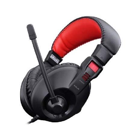 E-Blue Conqueror I sluchátka bez mikrofonu
