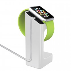 Stojan pro Apple Watch - Bílá