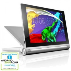 """Dotykový tablet Lenovo Yoga 2 8 FHD 8"""", 16 GB, WF, BT, GPS, Android 4.4/ Android 5.0 - stř"""