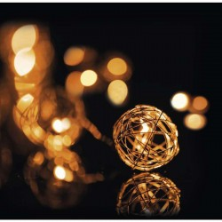 EMOS 10LED XMAS COPPERBA.1M IP20 WW (ZY1416)