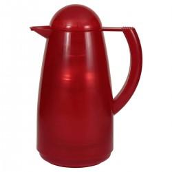 Plastová termokonvice Merkutec 1l - červená
