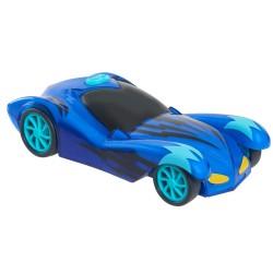 Motorizované závodní autíčko PJ Masks - modrá