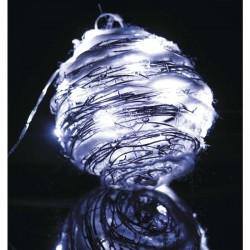 Dekorační osvětlení Emos 20 LED Koule IP20 ZY1420 denní bílá