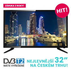Televizor VoV HD Ready VLED32-82T2