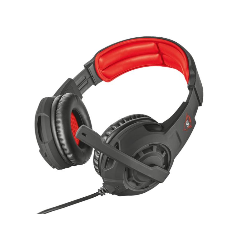 Herní sluchátka s mikrofonem Trust GXT 784 - černá Trust