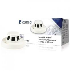Kryt na bezpečnostní kameru König SAS-CAM1400 - bílá