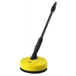 Podlahový kartáč Eurom - žlutá