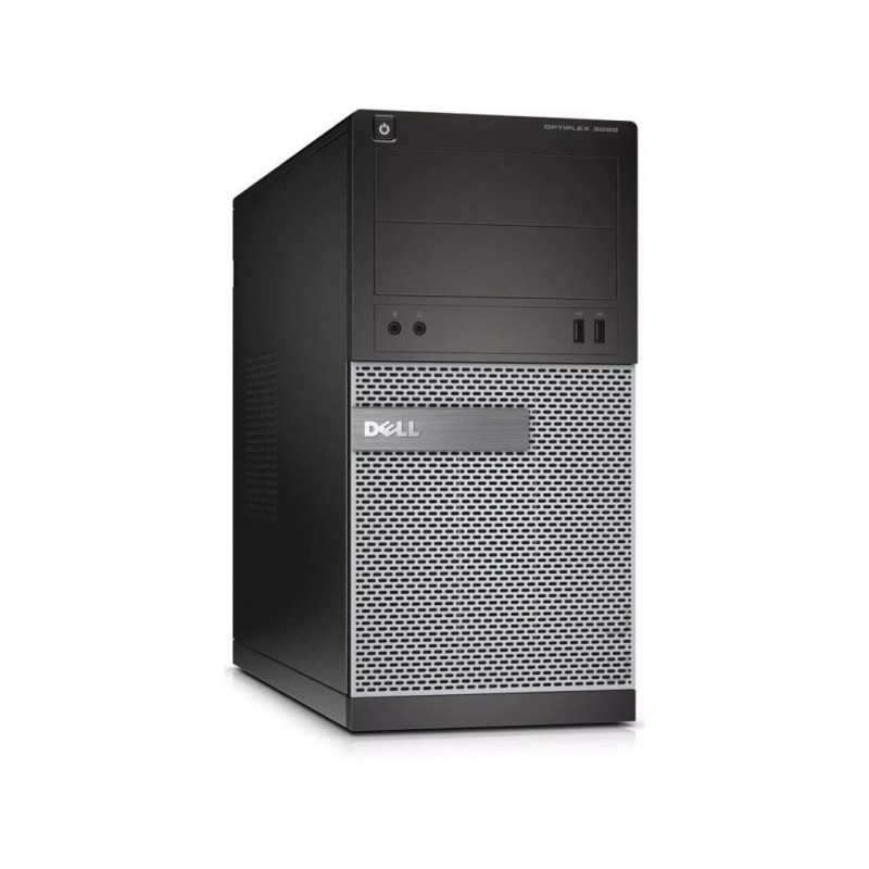 Dell OptiPlex 3020 MT / Intel Core i3-4130 / 4GB RAM / 500 GB HDD / Win 10 Pro Dell