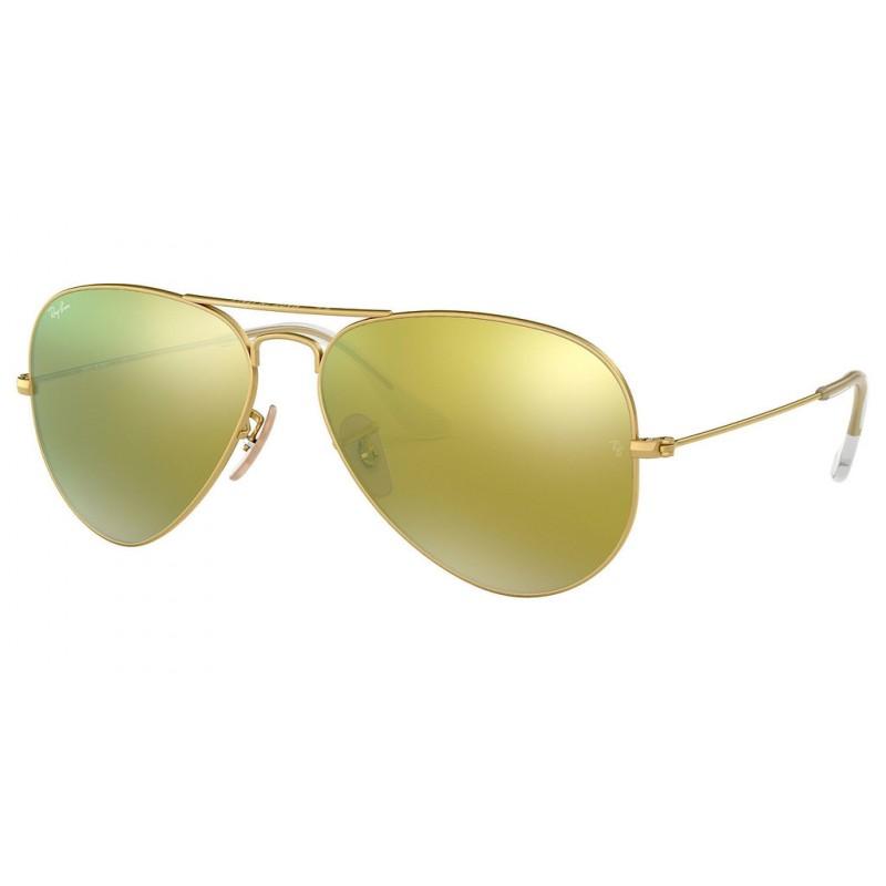 Sluneční brýle Ray-Ban RB3025 Aviator Large Metal Gold 112/Z2 58 Ray-Ban