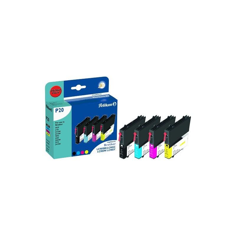 Náplň do tiskárny Pelikan, Promo pack Pelikan