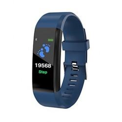Fitness náramek 115plus - modrá