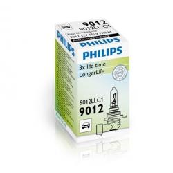 Autožárovka Philips 9012LLC1 PX22d 12V 55W