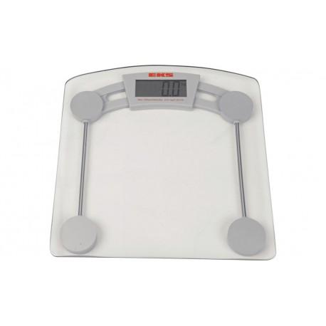 EKS Elektronická skleněná osobní váha