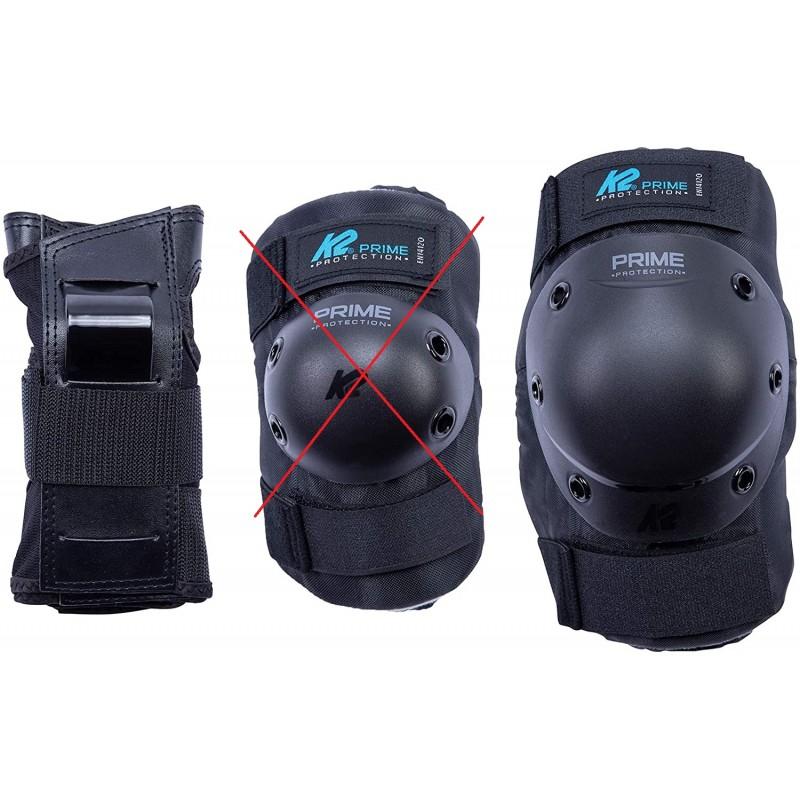 Sada chráničů K2 Prime M - černá K2
