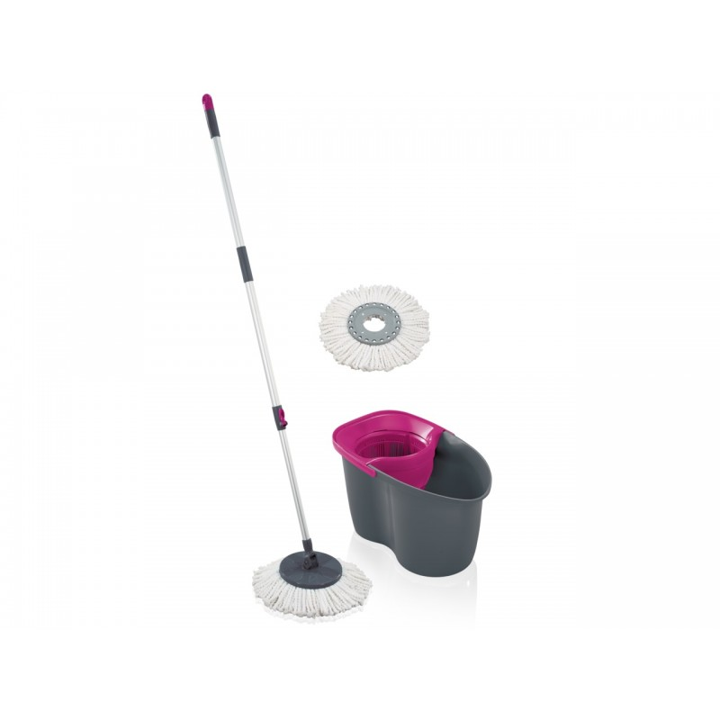Rotační mop Leifheit Set CLEAN TWIST Active 55267 Leifheit