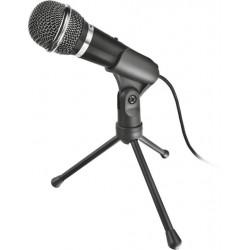 Mikrofon Trust Starzz All-round - 21671, černá