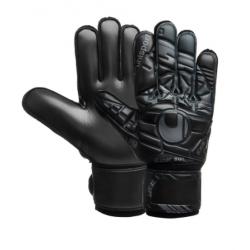 Brankářské rukavice Uhlsport Supersoft vel. 10 - 1011022022017, černá