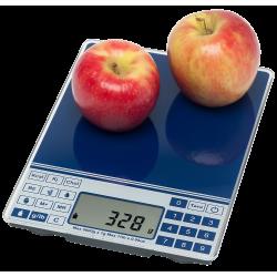 Kuchyňská digitální váha MD 12610 - Modrá