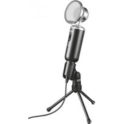 Mikrofon Trust Madell - 21672, černá