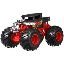 Auto Mattel Hot Wheels - Monster trucks Bone Shaker (1:64)