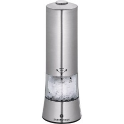 Mlýnek na sůl Zassenhaus M033069, stříbrná