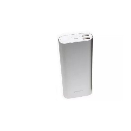 Powerbanka Remax PowerPlus 16.000mah, stříbrná