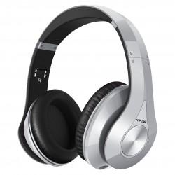 Bluetooth sluchátka Mpow 059, stříbrná