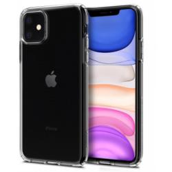 Kryt na iPhone 11 Spigen Liquid Crystal, průhledná