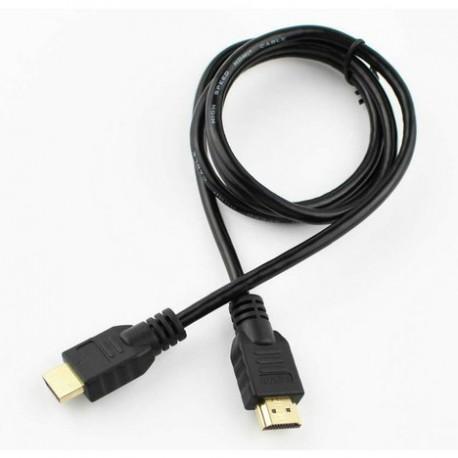 Kabel HDMI/HDMI, 1,8m