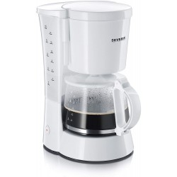 Kávovar na překapávanou kávu Severin KA4478, bílá