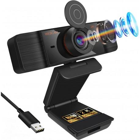Webkamera Coloyee 1080P