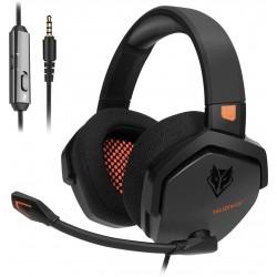 Herní sluchátka Nubwo N16, černá