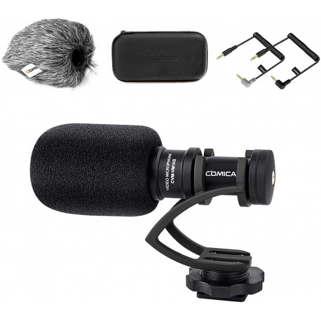 Mikrofon Comica CVM-VM10II, černá