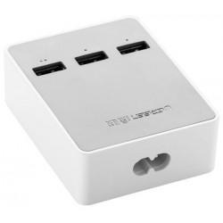 USB nabíjecí stanice 3x port Ugreen - 20360, bílá