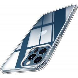 Ochranný obal pro iPhone 12 Pro Max Casekoo, transparentní