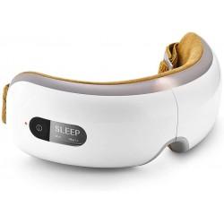 Digitální masážní přístroj na oči Breo iSee4, bílo-hnědá