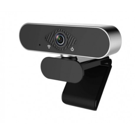 Webkamera HD 1080P, stříbrná