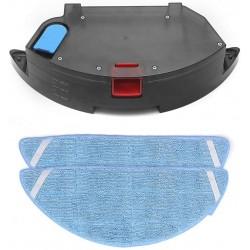 Náhradní díl pro robotický vysavač Lefant T700 M501-A / M501-B / M520 M301, černá