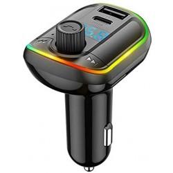 Bluetooth transmiter Aigital T829, černá