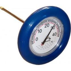 Bazénový teploměr Spirato 19cm, modrá