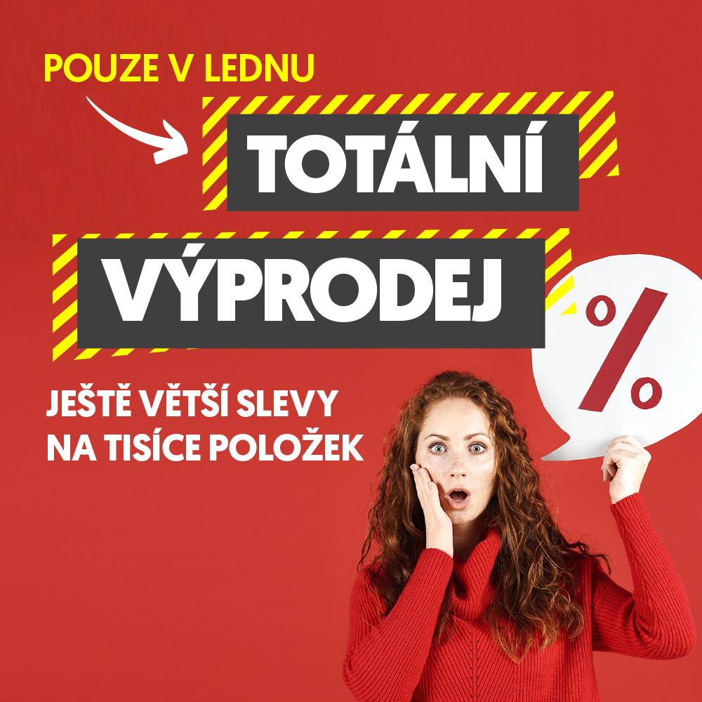 Outletelektro.eu - totální lednový výprodej